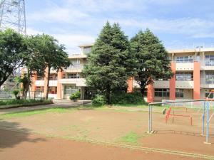 千葉市立千草台小学校校舎耐震補強2