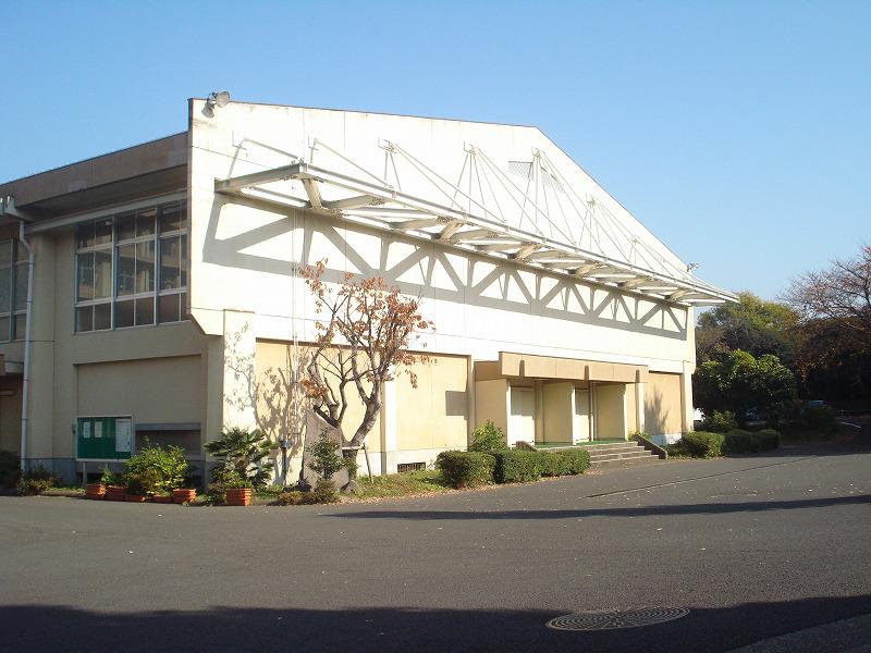 千葉県立千葉南高等学校校舎