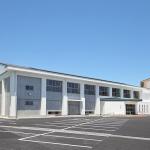 匝瑳市立八日市場第二中学校屋内運動場1