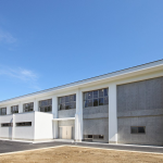 匝瑳市立八日市場第二中学校屋内運動場4